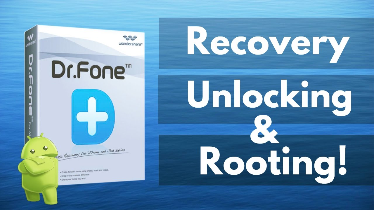 Dr Fone Recovery Android